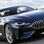 БМВ начнет производство 8-Series в следующем году