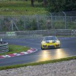 Порш 911 GT2 RSстал быстрейшим заднеприводным авто наНюрбургринге