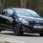 Компания Peugeot (Пежо) превратит компактный хэтчбек 208 вэлектромобиль