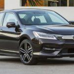 В реализацию поступил седан Хонда Accord обновленного поколения