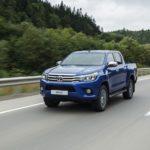 Тойота Hilux поднялся встоимости на русском рынке вовсех комплектациях