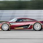 Koenigsegg AutomotiveAB планирует побить рекорд скорости модели Бугатти 400 км/ч