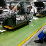 На9% увеличили производство петербургские автозаводы вначале осени