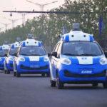 Baidu выпустит самоуправляемые автомобили BAIC к 2021-ому