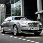 Немного о Призраке — Rolls Royce Ghost