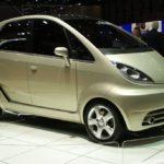 Tata motors выпустит Nano сэлектрическим двигателем