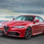 Новый седан Альфа Ромео Giulia может получить 350-сильный мотор