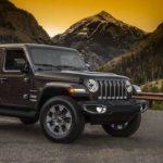 Новый Jeep Wrangler рассекретили допремьеры