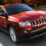Названы русские цены на новый полноприводный внедорожник Jeep Compass