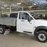 УАЗ объявил оначале реализации двутопливной версии фургона «Профи»