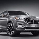 Brilliance озвучила цены на новый вседорожник V6
