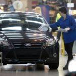 Форд осенью увеличил русские продажи на33%