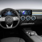 Benz рассекретил имидж салона нового A-Class