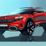 Новый Ситроен C5 Aircross лидирует поколичеству продаж в КНР
