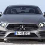Mercedes назвал цены нановый CLS