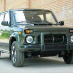 «АвтоВАЗ» вывел 5-дверную Лада 4×4 на германский рынок
