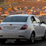 Компания Geely представила обновлённый седан EmgrandGL