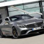 Известны цены на новый тип Mercedes S-Class Coupe в Российской Федерации