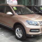 Стартовали продажи спортивного Yema T70S сдизайномVW Touareg