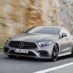 Лос-Анджелес 2017: Mercedes представил новый CLS
