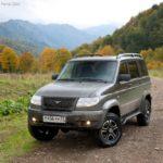 УАЗ «Патриот» получит новый 150-сильный двигатель