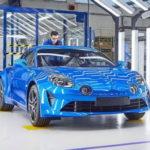 Объявлен старт серийного производства 252-сильного спорткара Альпин A110