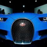 Четверть млрд. руб. заавтомобиль— житель россии купил гиперкар Бугатти Chiron