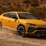Кроссовер Lamborghini Urus хочет побить рекорд скорости Нюрбургринга