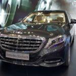 Продажи люксовых авто в РФ увеличились на18%