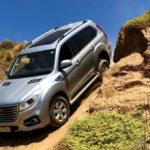 Haval выпустит новый пикап для конкуренции с Форд Ranger