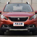 Улучшенный кроссовер Peugeot (Пежо) 2008 уже впродаже