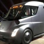 Фургоны Tesla Semi переделают вмусороуборочные автомобили