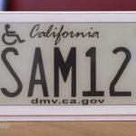 ВКалифорнии разрешили использовать цифровые автомобильные номера