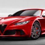 Альфа Ромео к2020 году запланировала выпуск нового спорткара 6С