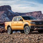 ВДетройте представят новый Форд Ranger 2018 модельного года