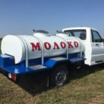 «УАЗ» сертифицировал автомобиль «Профи» для транспортировки молока итоплива