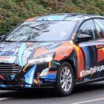Новый Форд Focus дебютирует ксередине весны