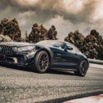 Ателье Edo Competition представило доработанный спорткар Mercedes-AMGGT R