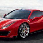 Феррари готовит новый суперкар 488 GTB Pista