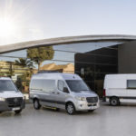 Sprinter обновленного поколения представил Мерседес Бенс