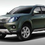 В Российской Федерации стартовало производство джипа DWHower H5