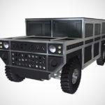 Partisan Motors создала бронированный вседорожный автомобиль для кортежа Кремля