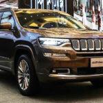 Jeep продемонстрировал дизайн нового 7-местного кроссовера