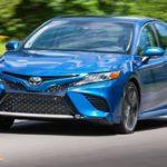Тойота поведала охарактеристиках обновленного поколения Camry