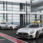 AMGGT R— самый мощнейший автомобиль безопасности для чемпионата F1