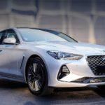 Премиальный седан Genesis G70 для РФ будет представлен 12апреля