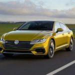 VW Arteon обзавелся версией R-Line