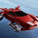 Японские власти поддержали проекты летающих авто