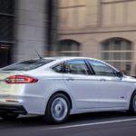 Появились детали обобновленном Форд Fusion 2019
