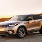 Известны сроки появления Range Rover Evoque в Российской Федерации